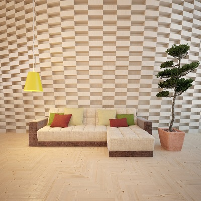 A Range of 3D Wall Panels