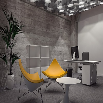 Want To Improve The Design And Decor Of Your Office? Go For 3D Wall Panels