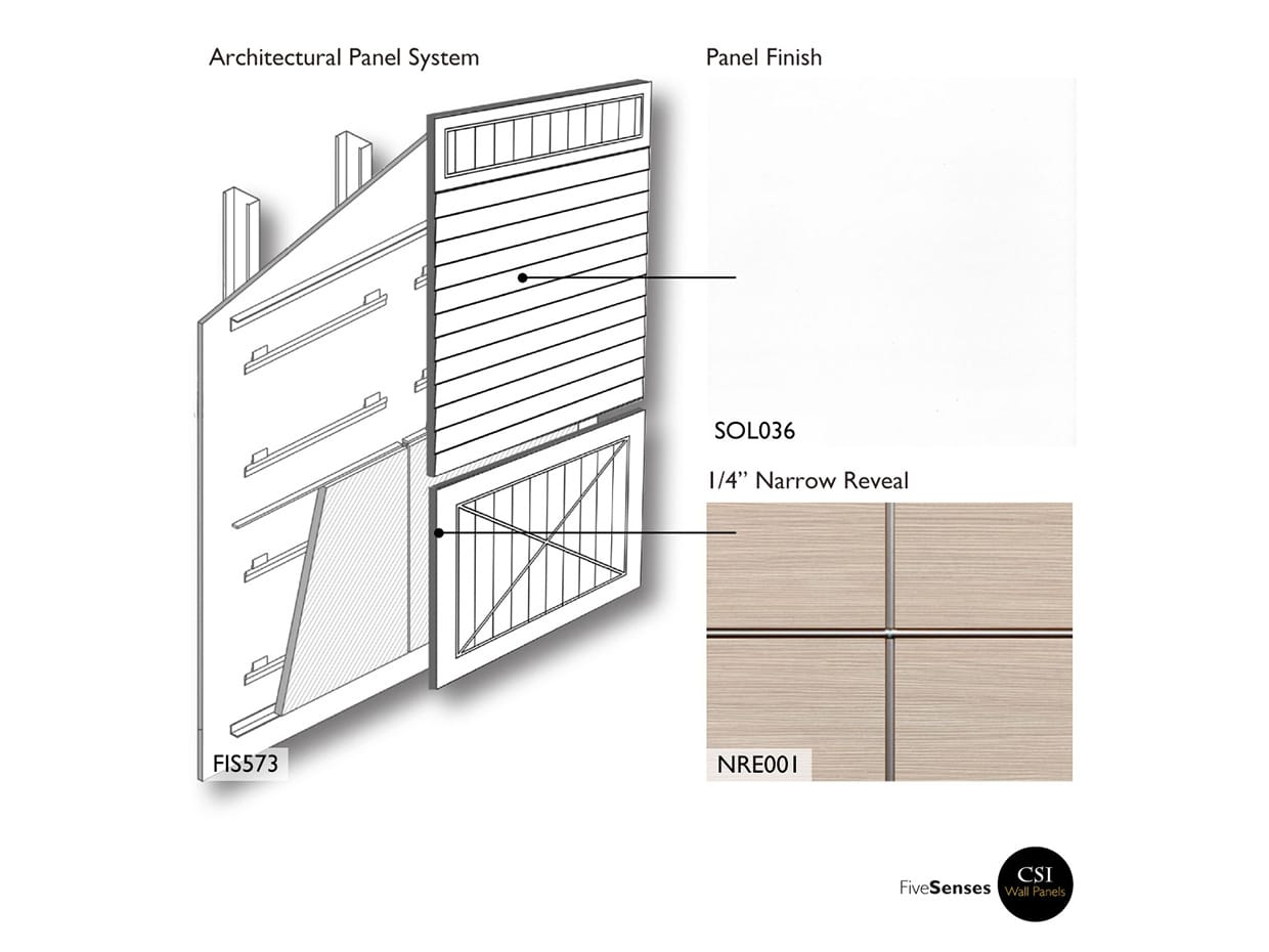 Arctic White - Exterior Cladding Sheets