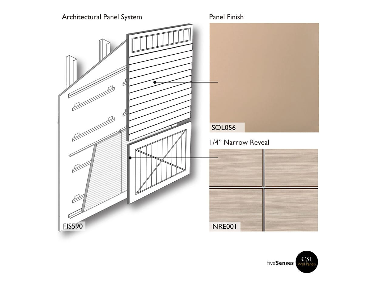 Exterior Wall Panels For House