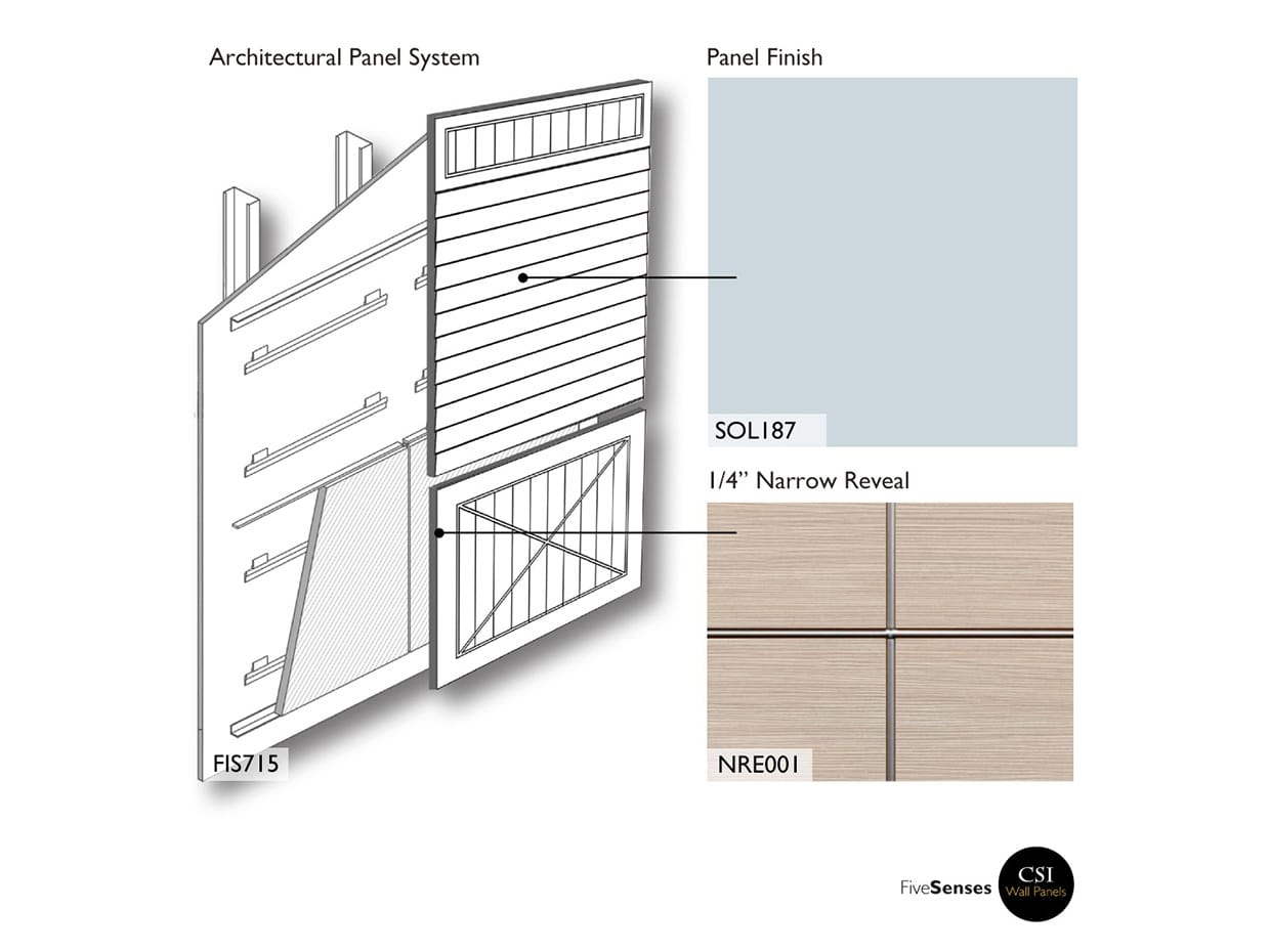 Folkstone - Textured Mdf Sheets