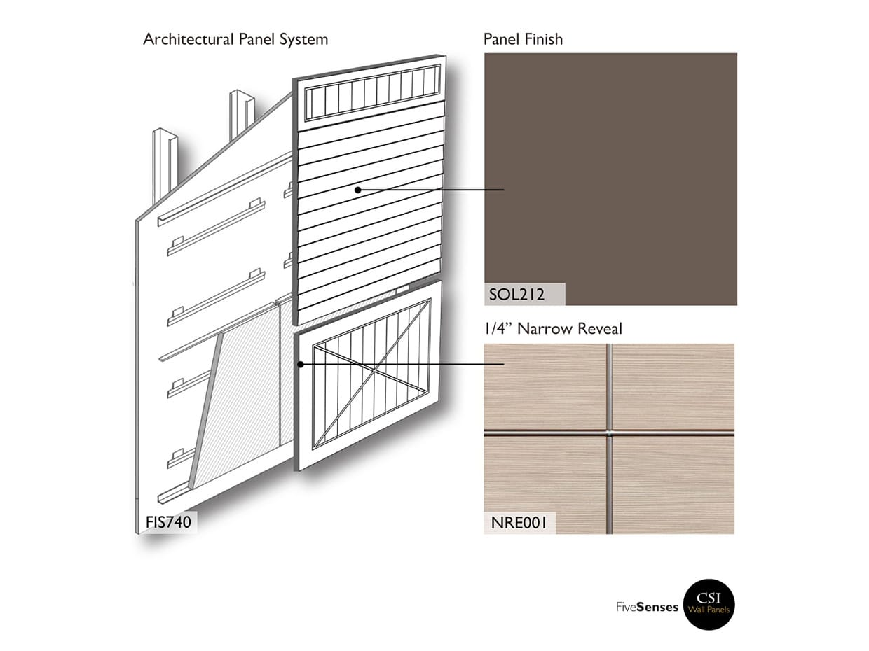 Truffle Brown Wall Paneling Ideas Wood