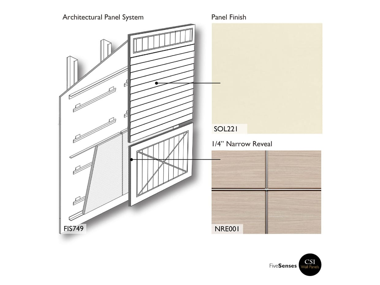 Gris Porriño Wall Sheets For Living Room