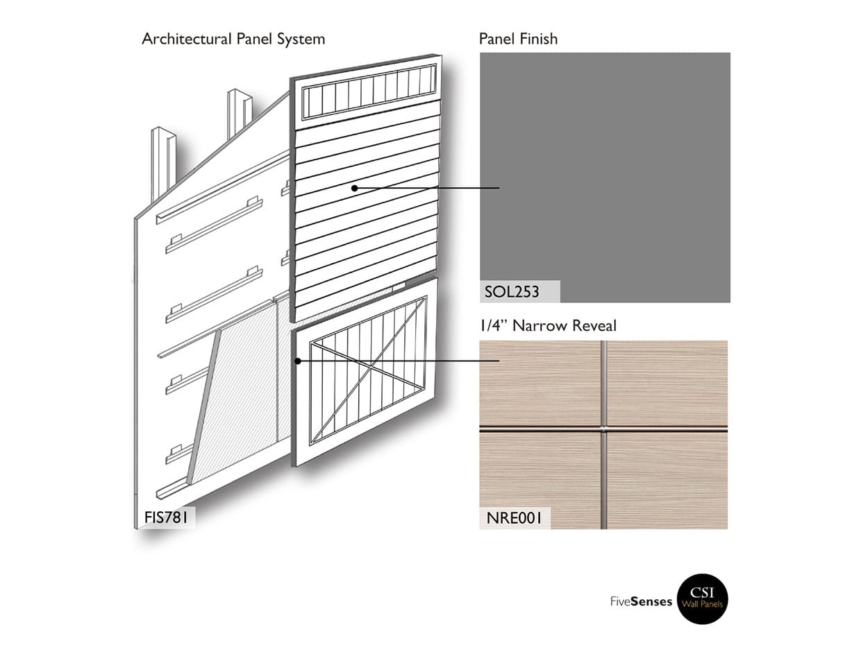 Dust Grey Wood Like Wall Covering