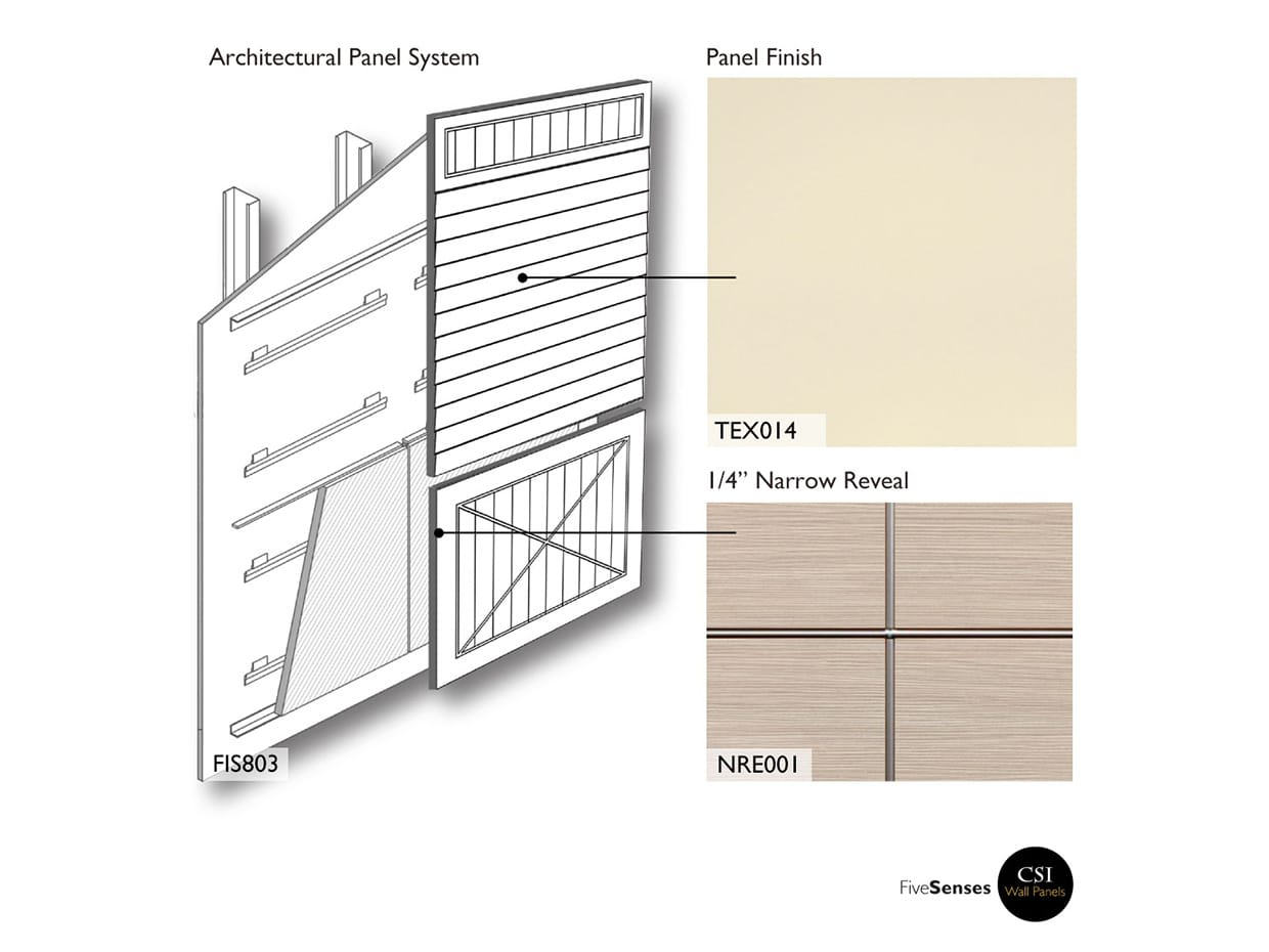 Architectural Wall Panel