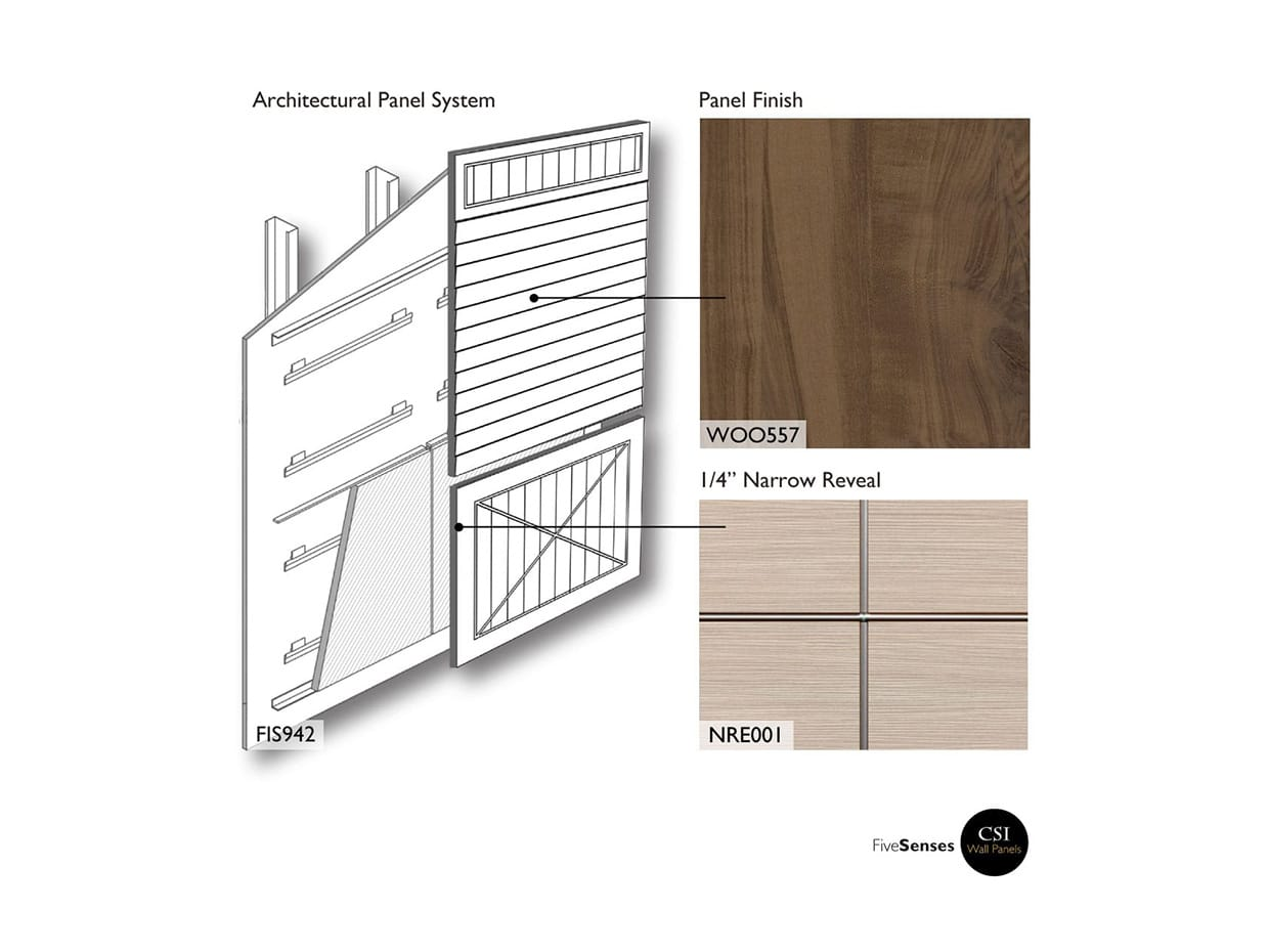 Wood Wall Paneling Ideas - Dark Brown Walnut