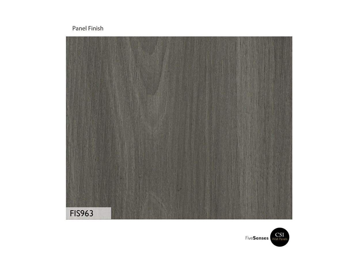 Dark Gray Finish - 3d Laminates
