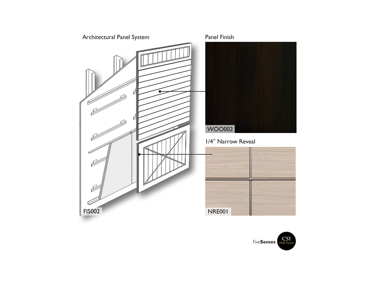 Wood Panels for Walls and Ceilings