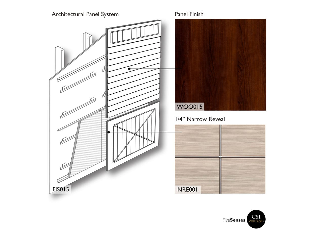 Wood Interior Wall Paneling System