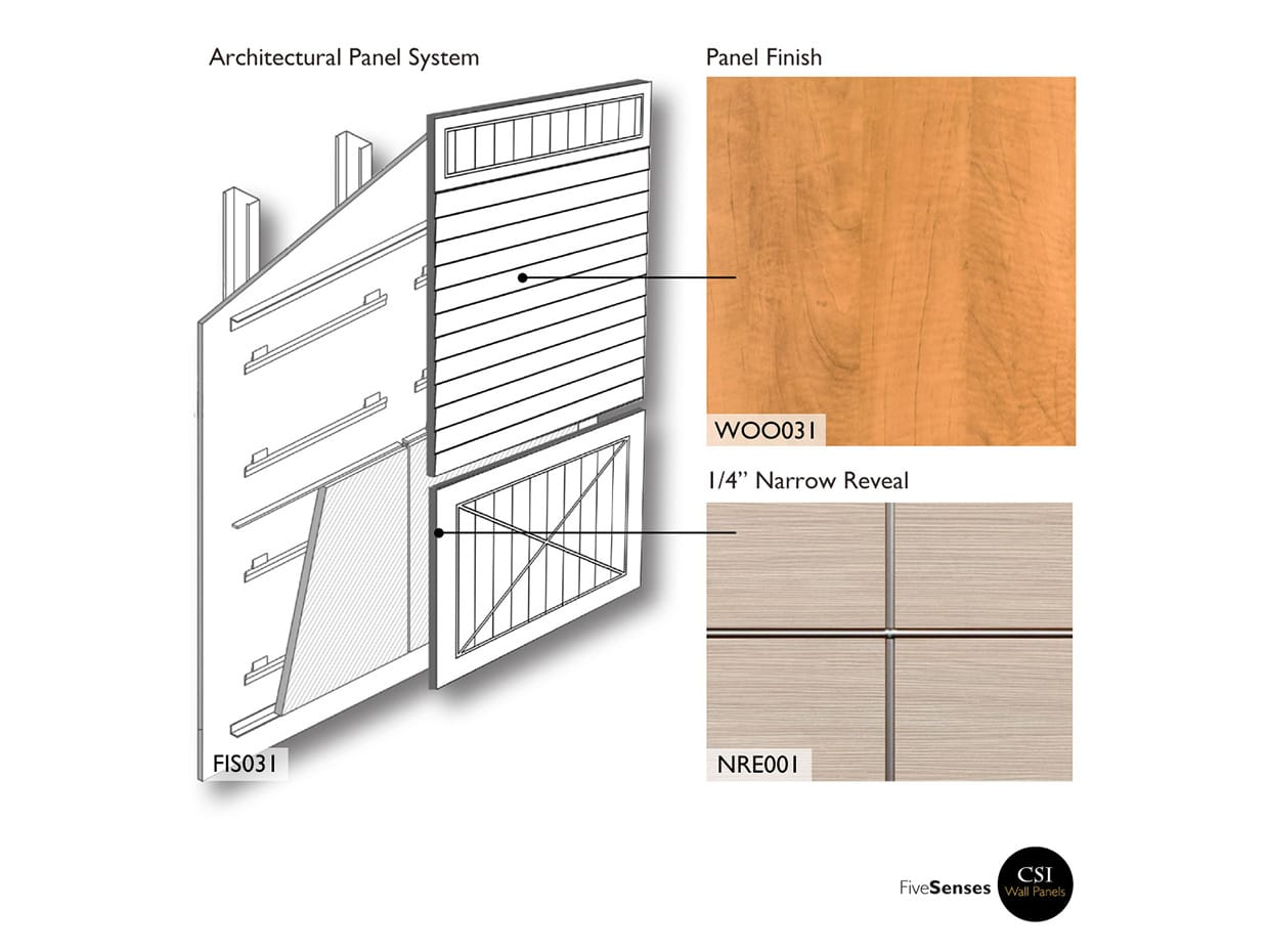 TFL Wood Wall Decor Panels