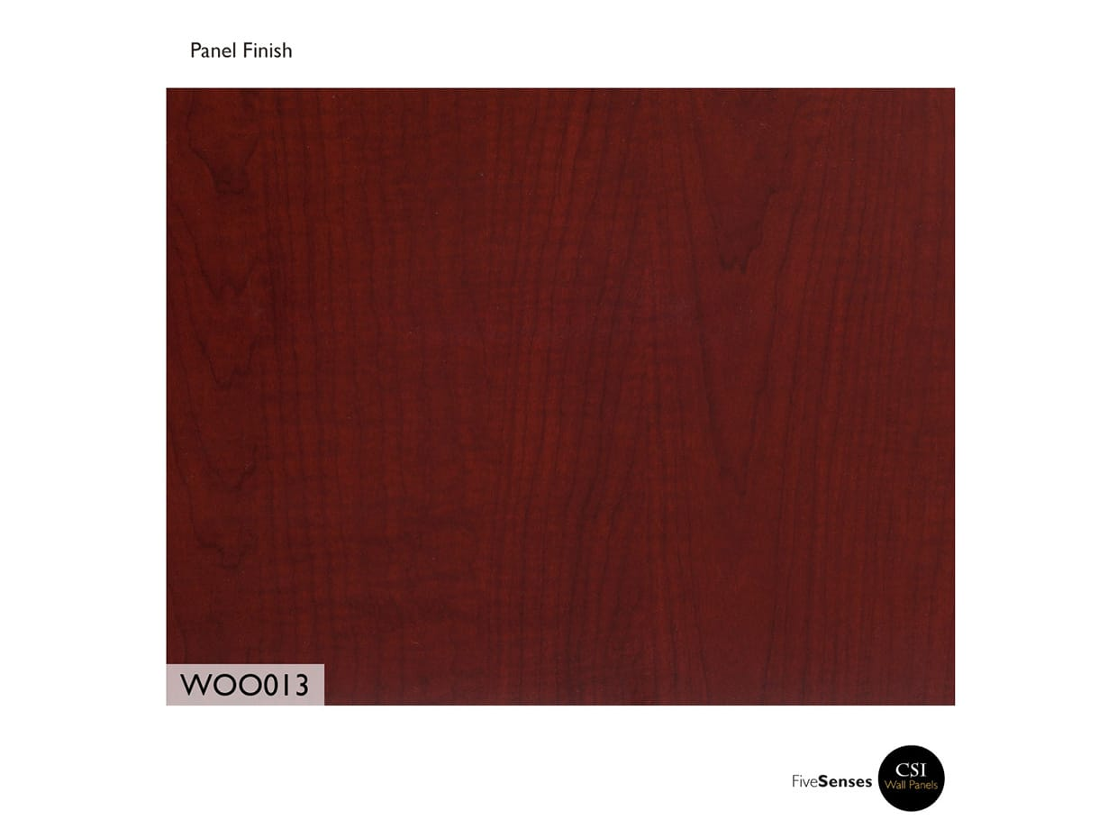 Roseburg 54 - Thermally Fused Laminate African Mahogany Panels
