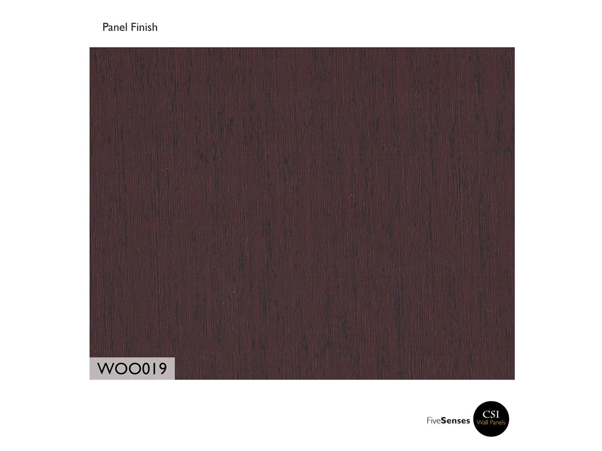 Formica Wood Wall Panels - Wenge Woodline