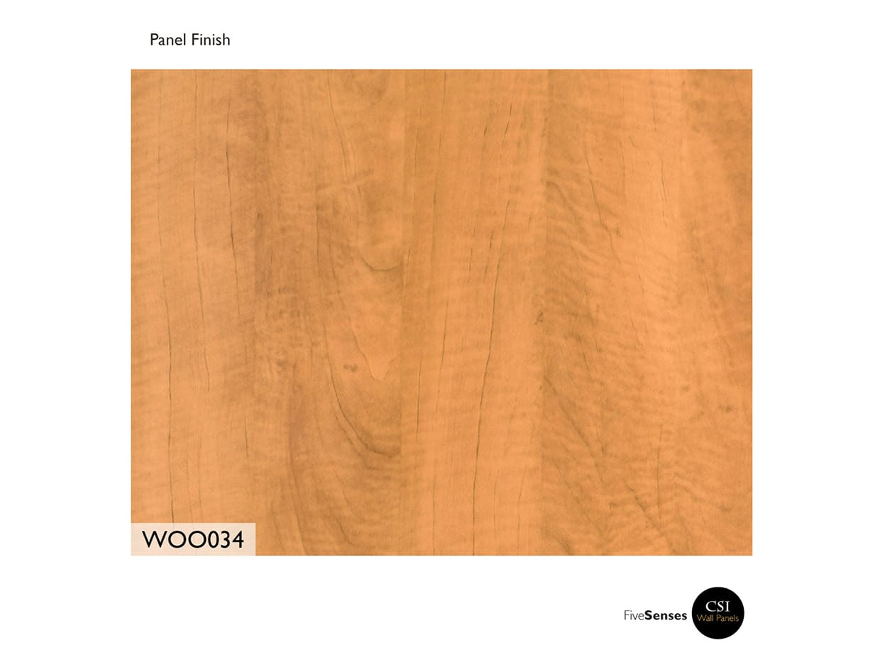 Formica Maple Wall Paneling