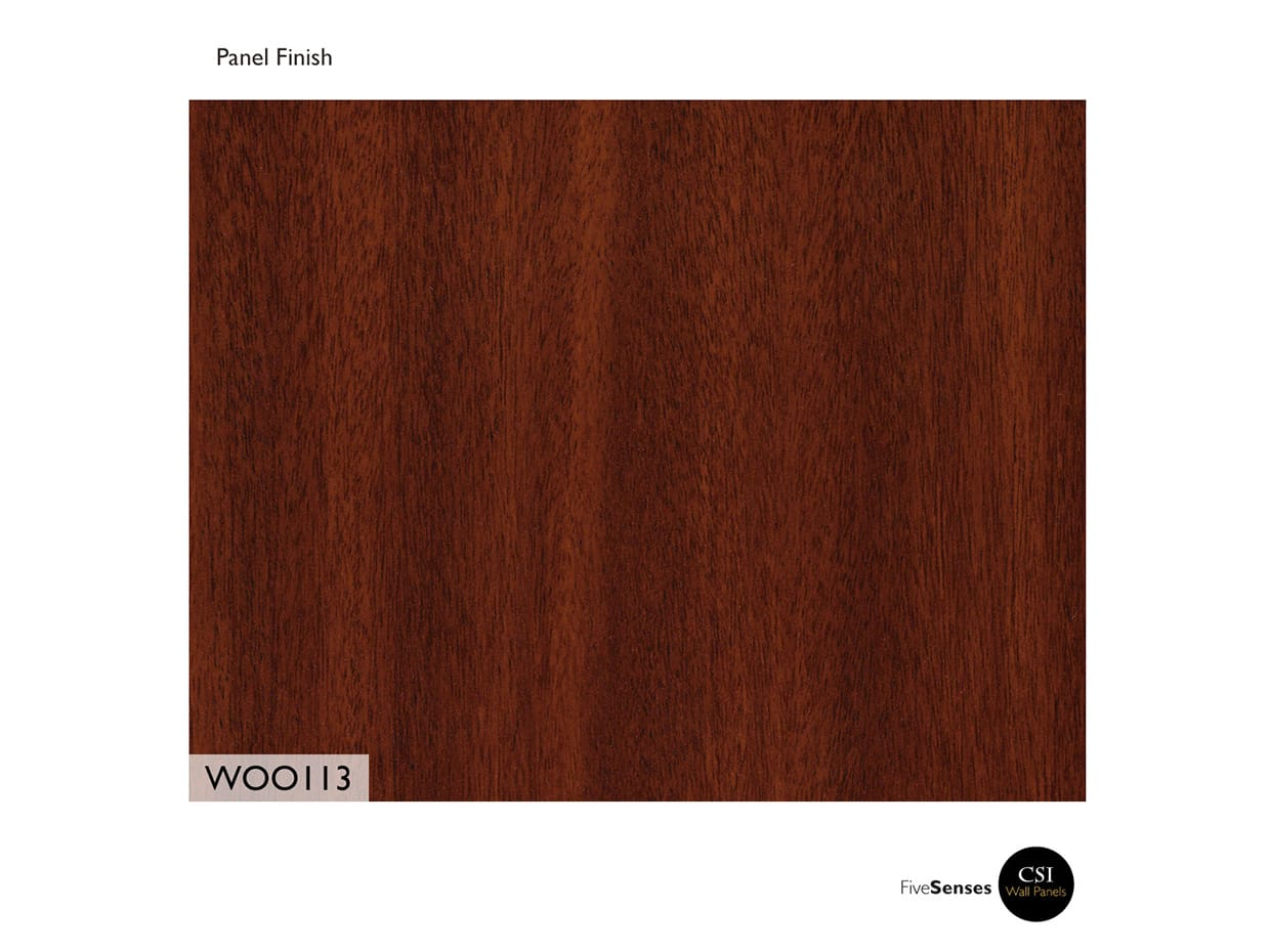 Mahogany Veneer High Pressure Laminate Sheet