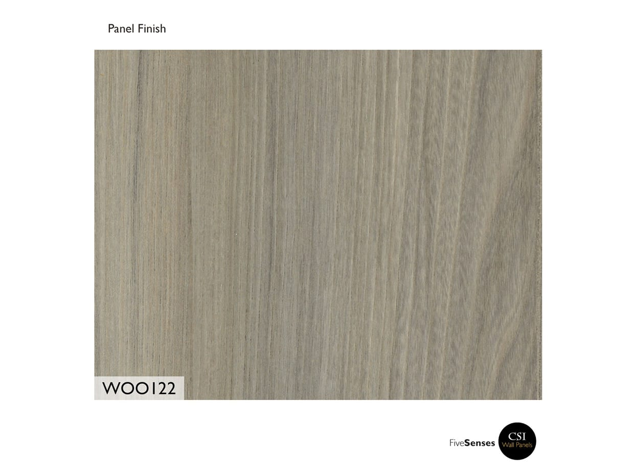 Thermally Fused Laminate Wood Wall Cladding