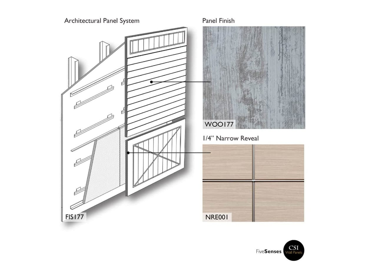 Memento Bathroom Wood Panelling
