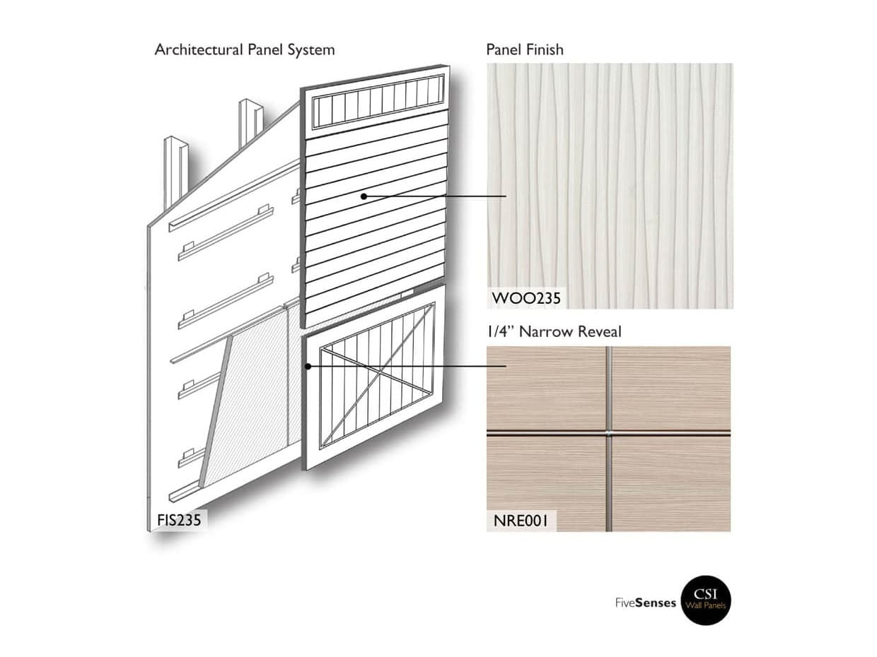 HPL Decorative Wood Wall Panels For Interiors