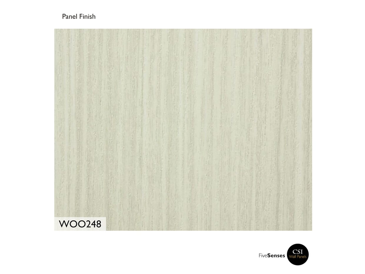 White Chocolate Wood Wall Paneling