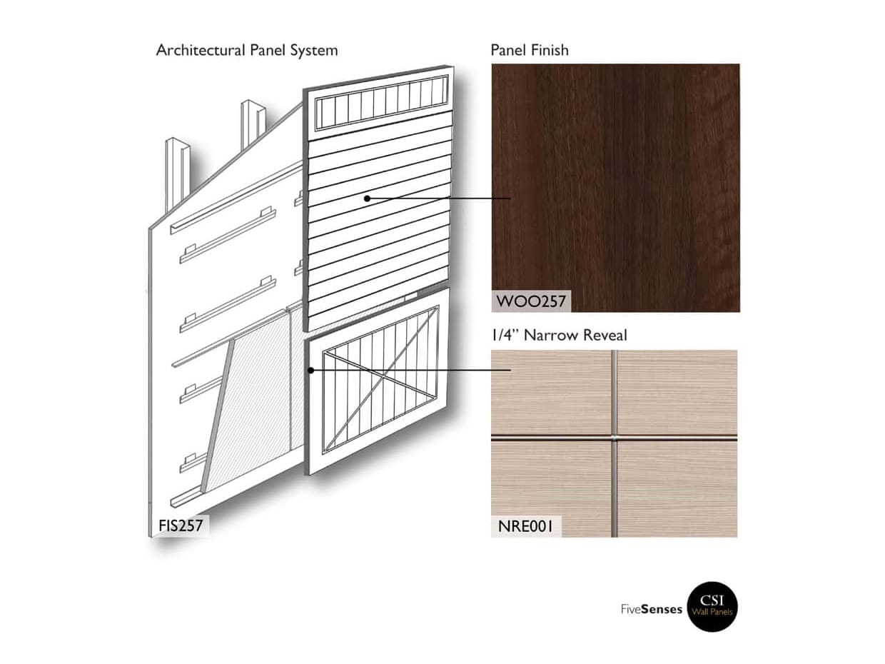 Luce Amati Tfl Wood Wall Paneling