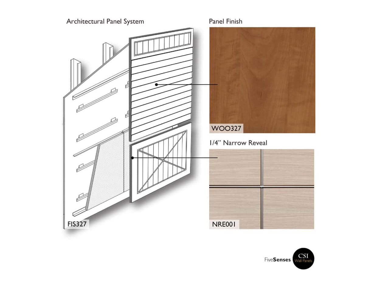 Wood Wall Panel Systems