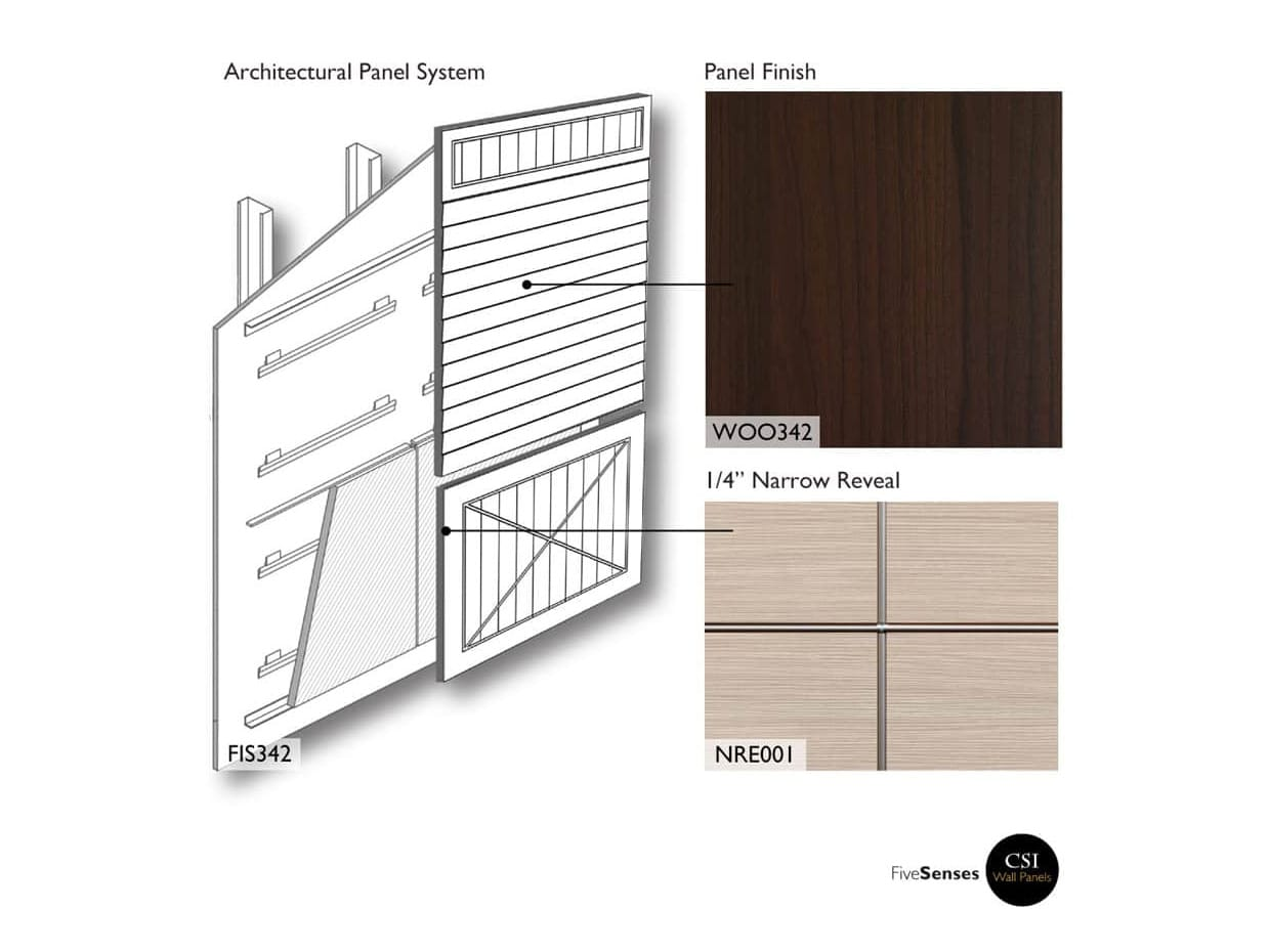 Grove Myrtle - Architectural Panels