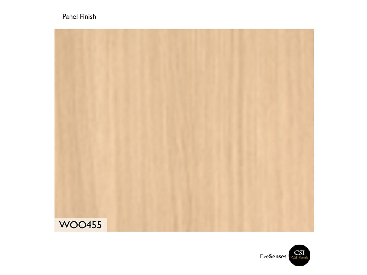Solara Oak  White - Composite Wood Panels Exterior