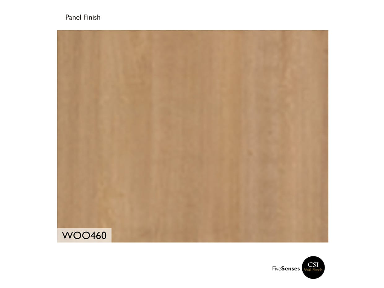 Pale Lancelot Oak   - Contemporary Wood Panel Walls