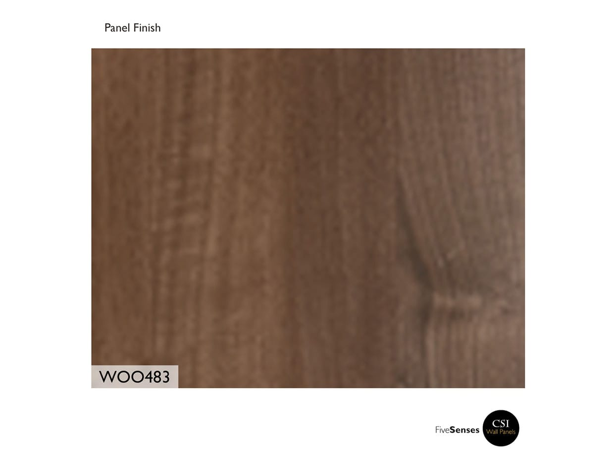 Choco Bella Noce  - Custom Wood Panels