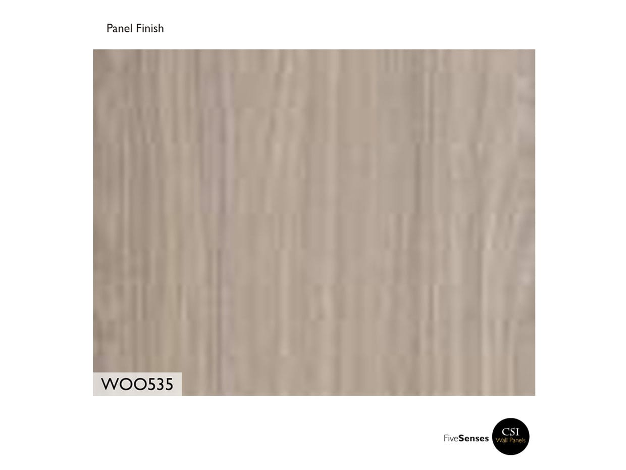 Wood Panel Decor