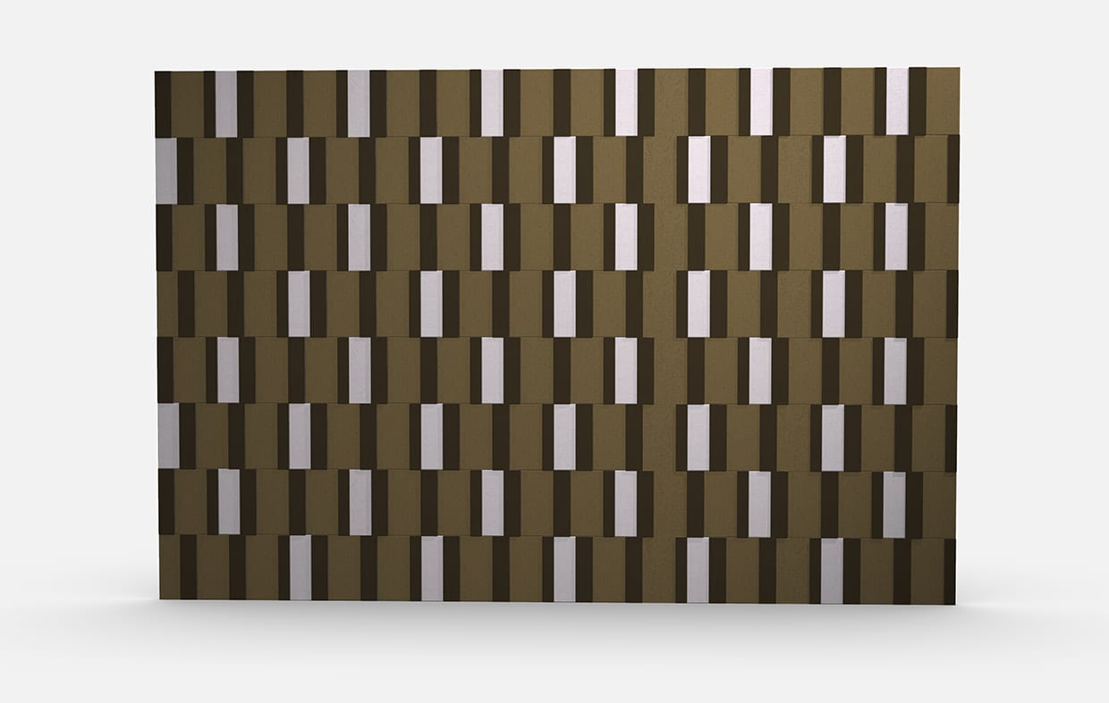 Alexandria Color Natural Elevation Csiwallpanels