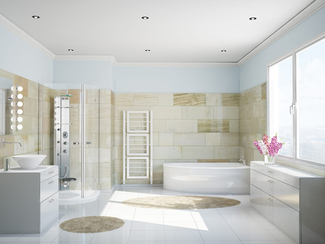 Extra Large Bathroom Tiles | Big Bathroom Tiles | Bathroom Large Tiles