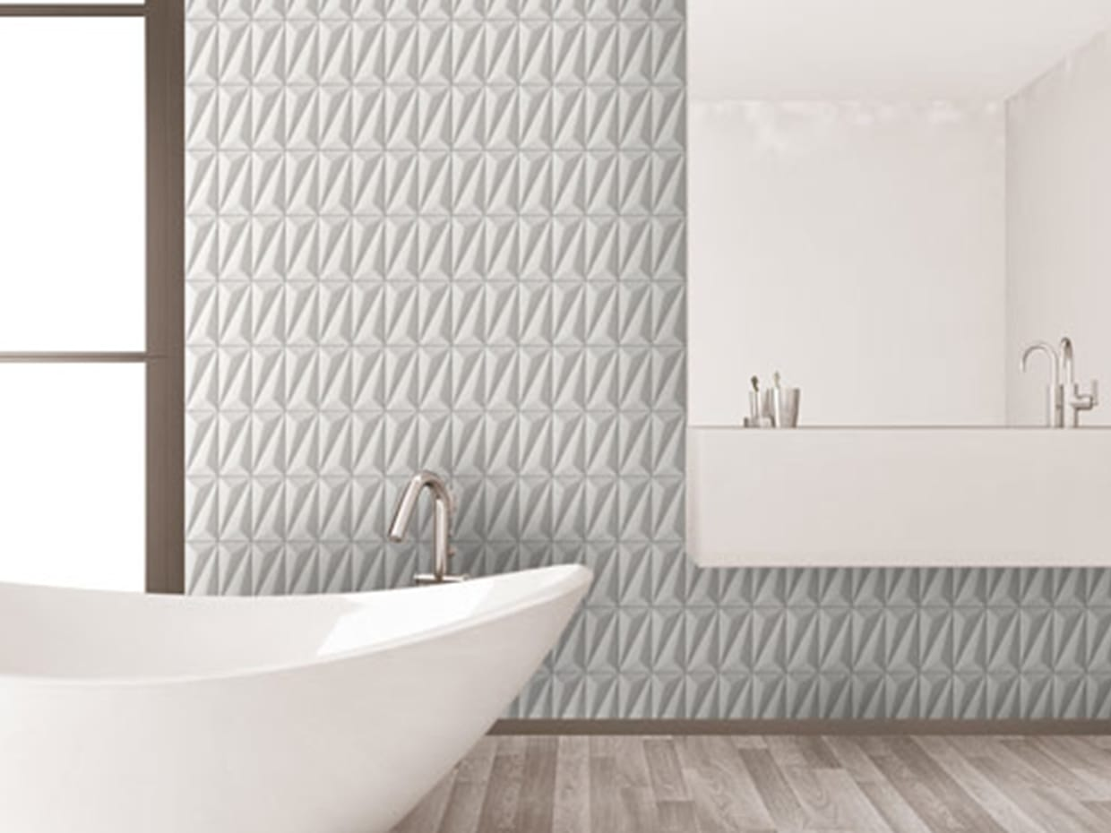 Bathroom Wall Panels | Waterproof Bathroom Wall Panels | Plastic ...