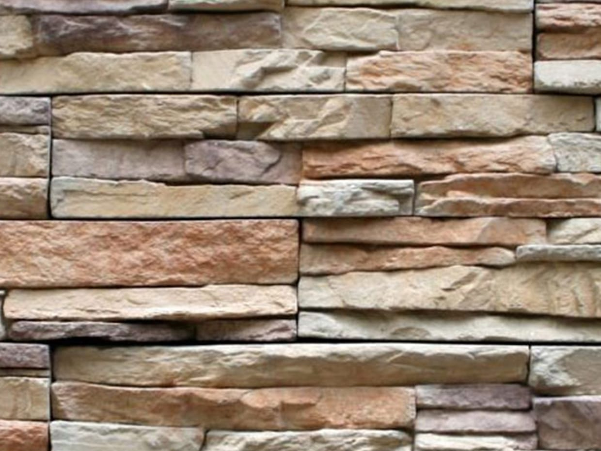 Cultured Stone Wall ID# CSP001