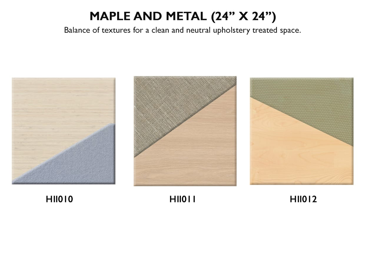 Hi Maple And Metal