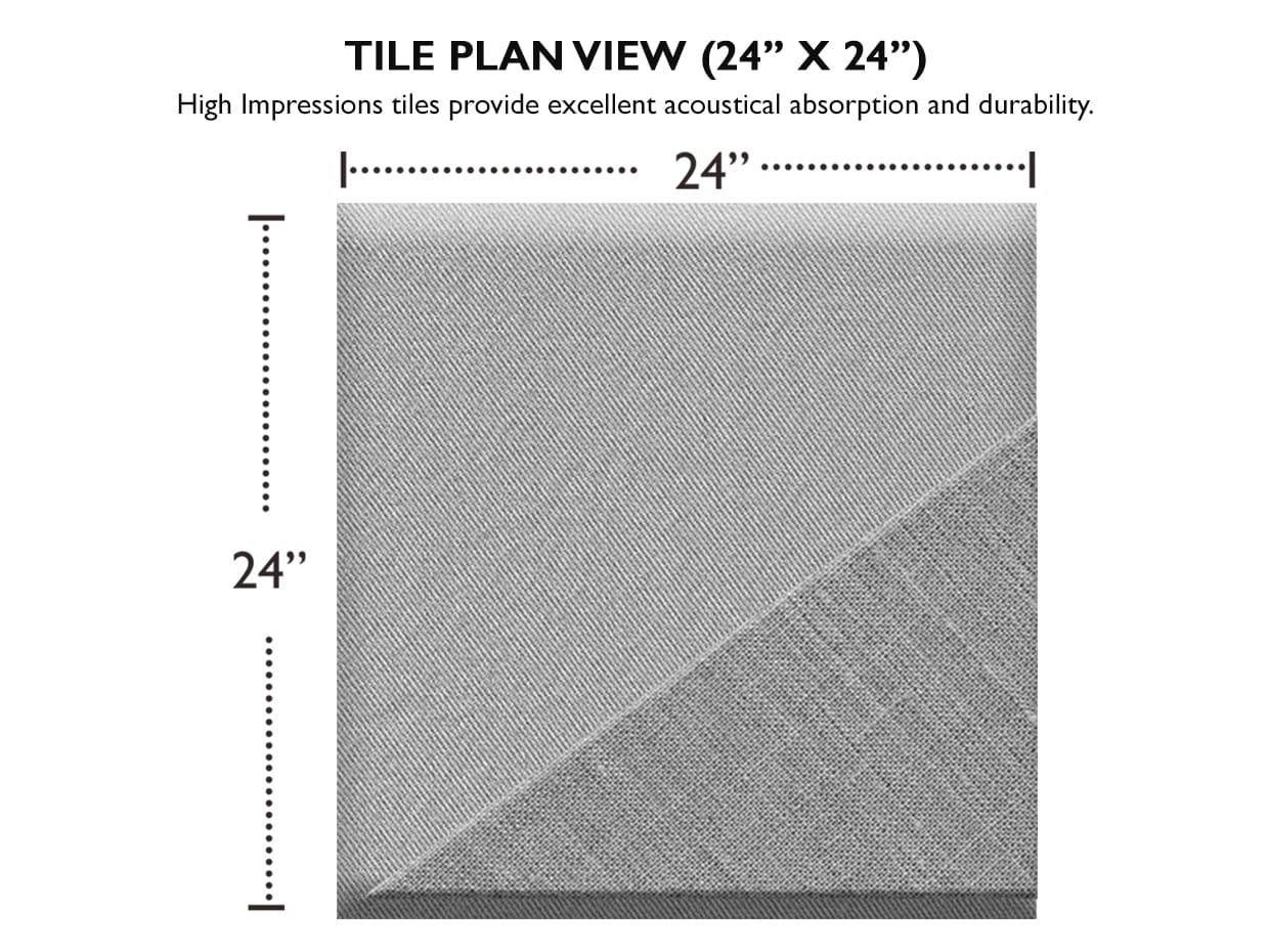 Hi Tile Plan View