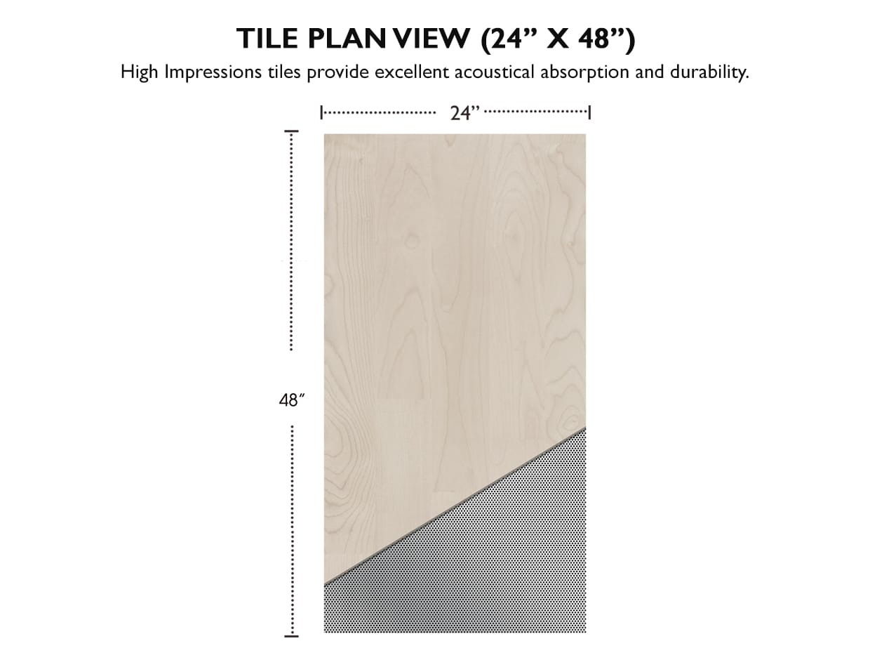 Hi Tile Plan View 4822