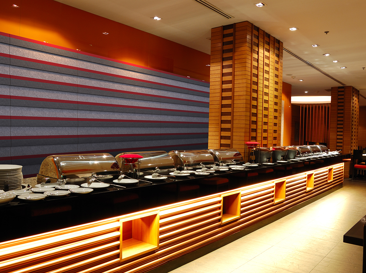 Linearflow Horizontal Restaurant Diningarea