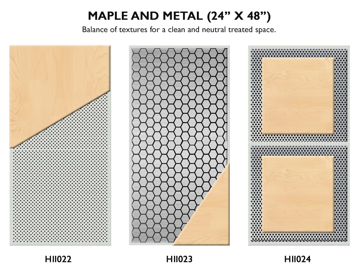 Maple Metal 4822