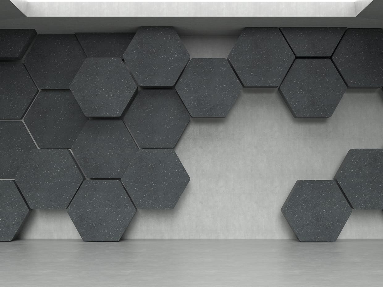 Outdoor Hexagon Tile Hexagon Floor Tile Outdoor Wall