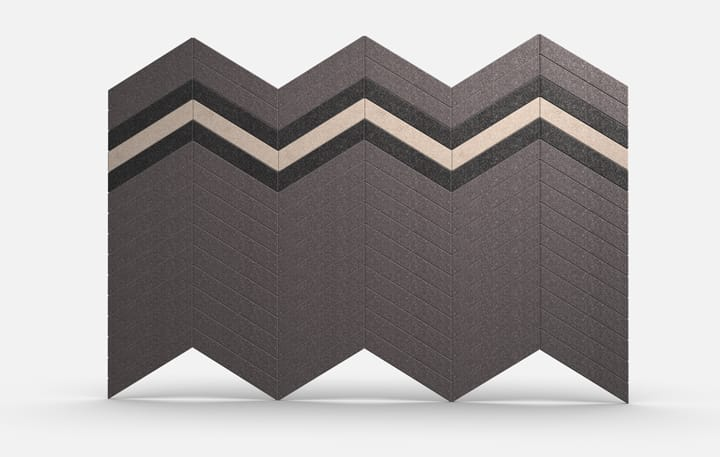 Planar 2706 Chevrons Base Elevation Csiwallpanels