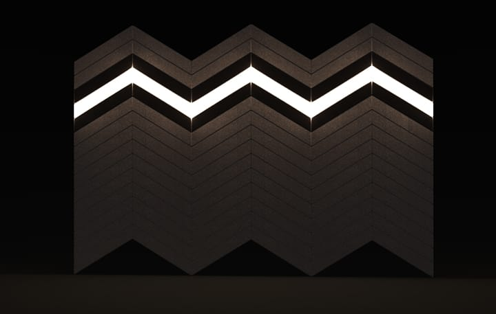 Chevrons Function, Lights