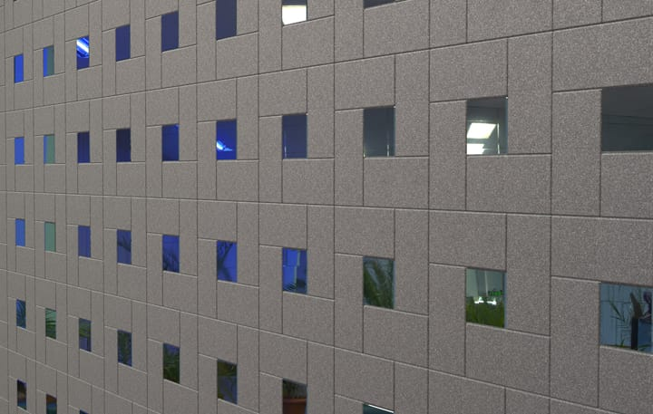 Planar 2766 Petatillo Material Mirror Detail Csiwallpanels