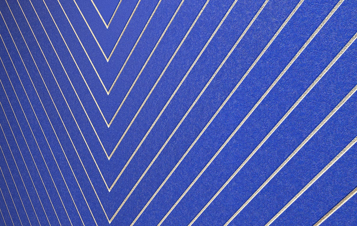 Sandsketch 4306 Chevron Color Blue Detail Csiwallpanels