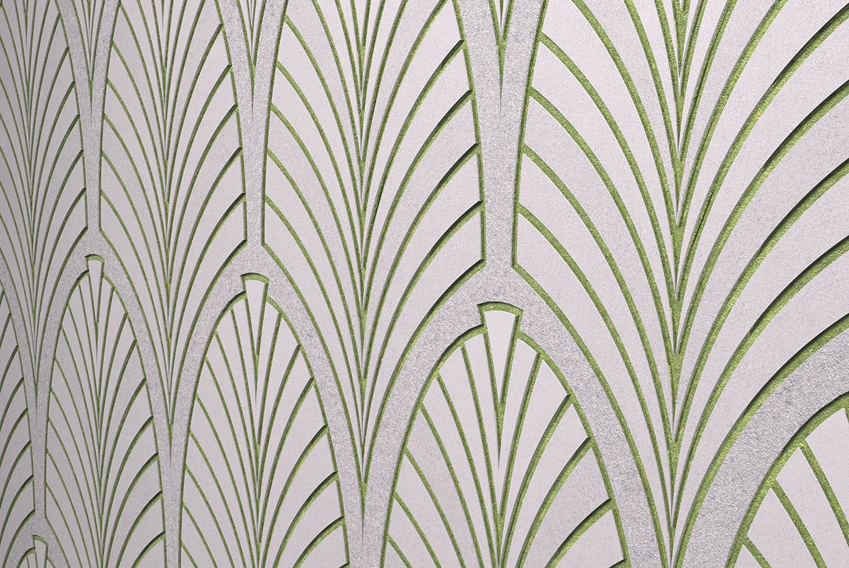 Sandsketch 4321 Fronds Detail Csiwallpanels