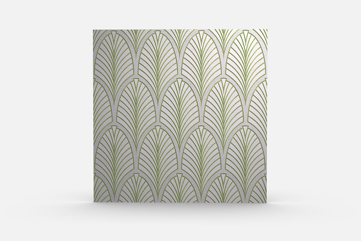 Sandsketch 4321 Fronds Elevation Csiwallpanels