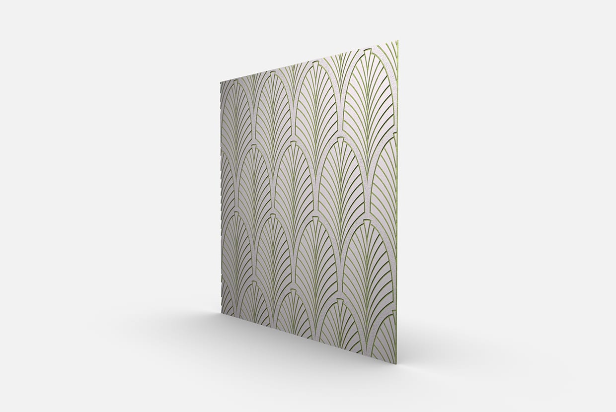 Sandsketch 4321 Fronds Perspective Csiwallpanels