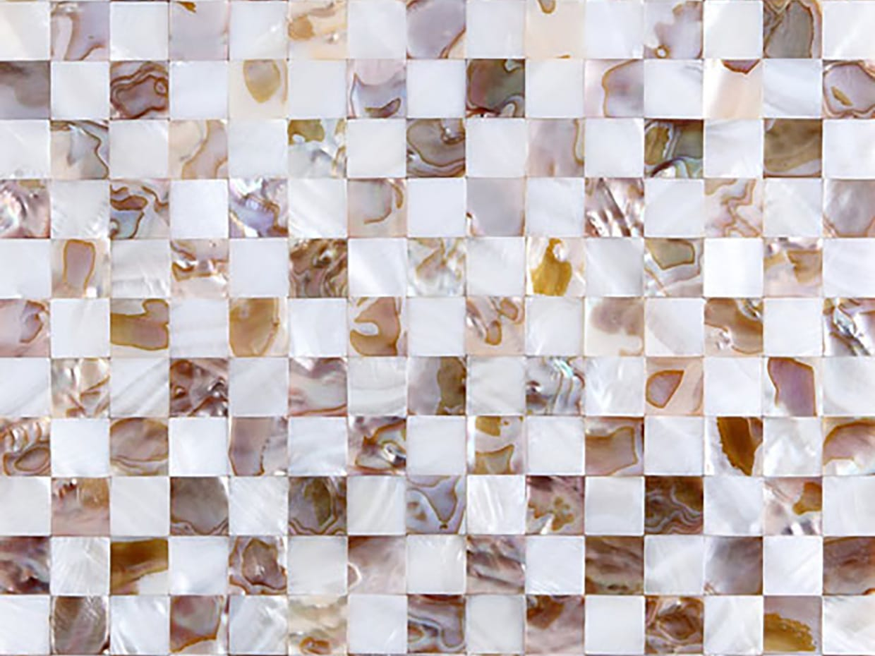 Shell Mosaic Wall Tiles01