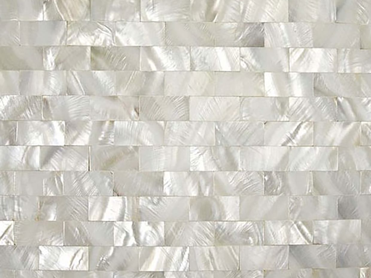 Shell Mosaic Wall Tiles07