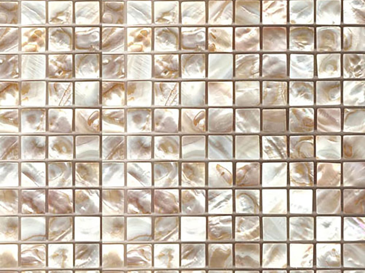 Shell Mosaic Wall Tiles10