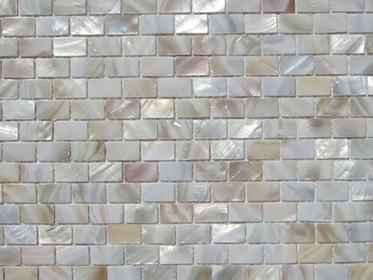 Shell Mosaic Wall Tiles13